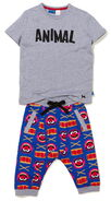Peter alexander boys muppets animal pj set
