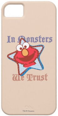 Zazzle elmo in monsters we trust