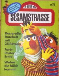 Sesamstrasse mag 9