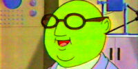 Dr. Bunsen Honeydew (animated)