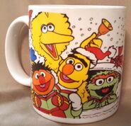 Applause 1997 christmas mug 4