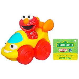 HasbroPlayskool-SesameStreet-Figures-WheelPals-Elmo