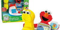 Elmo's World Record & Play Phone Center