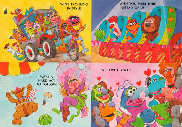 File:TheMuppetsOnTheRoadPostcardPage1.jpg