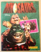 Panini-dinosaurs