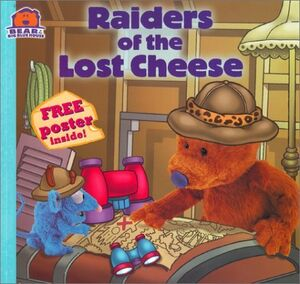 Book.Raiders of the Lost Cheese