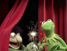 Muppet explosions