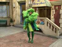 Impersonations of Plants