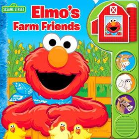 Elmo's farm friends