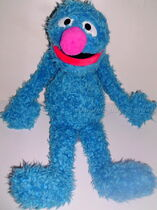Grover sesame place plush