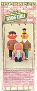 Knickerbocker 1975 bert rag doll 2