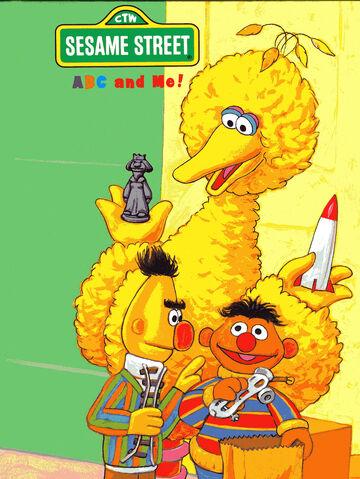 File:142 - Sesame Street ABC and Me.jpg