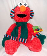 Gund winter elmo 2007 borders exclusive