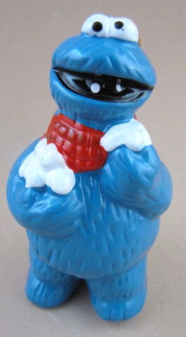 File:Newcor carolers cookie monster christmas ornament eating snow.jpg
