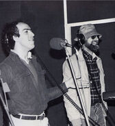 Richard Jerry singing