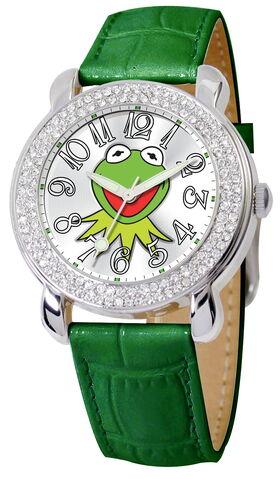 File:Ewatchfactory 2011 womens muppets kermit shimmer watch.jpg