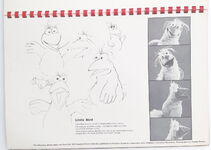 Muppet character book 6