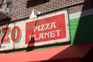 PizzeRizzo Pizza Planet