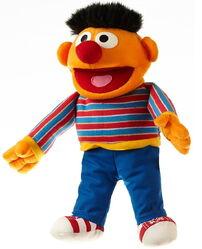 Living puppets ernie hand puppet 33-37cm