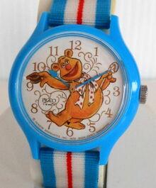 Picco 1980 fozzie watch 1