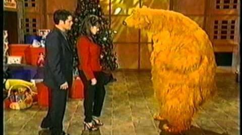 "Bear on ""The Donny and Marie Show"""
