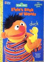 Golden 1998 ernie's book of words