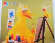 MB1987BigBirdPaints24pcs