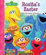 Rosita's Easter on Sesame Street Kindle eBook