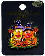 Halloweenerniebertpin