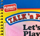 Let's Play School (book)