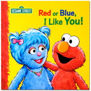 Red or Blue, I Like You!