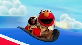Elmo the Musical#plane