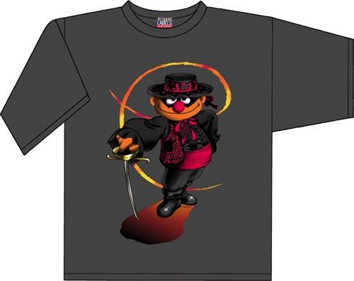 File:German-T-Shirt-ErnieZorro.jpg