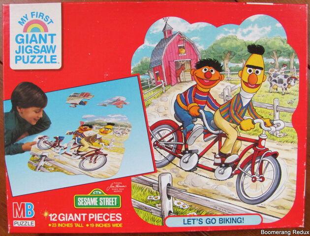 File:Milton bradley 1988 giant puzzle ernie bert 1.jpg