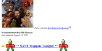 Muppets Home Page