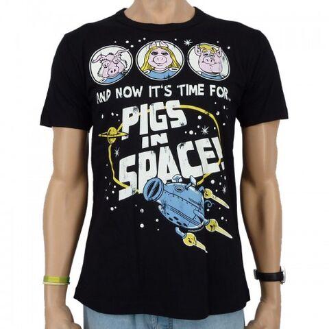 File:Logoshirt-PigsInSpace-T-Shirt-black.jpg