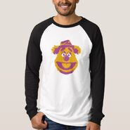 Zazzle fozzie head shirt