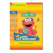 Elmosartworkshop2005reissuefrontcover