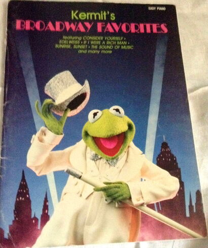 File:Hal leonard corp piano sheet music kermit's broadway favorites.jpg