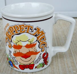 Sigma swedish chef mug 1