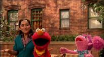 Elmo Feels Proud