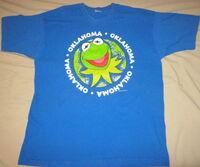 Oklahoma kermit shirt