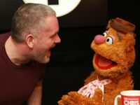 Chris Moyles Fozzie