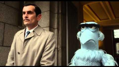 """Muppets Most Wanted """"Interpol Headquarters"""" Clip"""