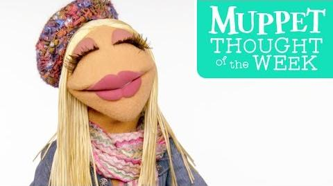 Muppets Thought of the Week Janice Muppets