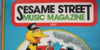 Sesame Street Music Magazine Vol. 3, No. 8