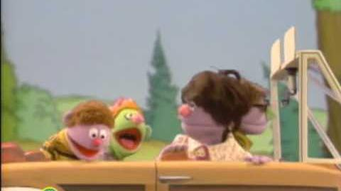 Sesame Street Let's Go Driving