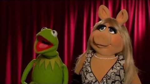 THE MUPPETS - Kermit and Miss Piggy - Hollywood Walk of Fame Interview