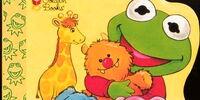 Baby Kermit's Color Book