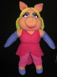 Australia 2012 disney plush small piggy 30cm